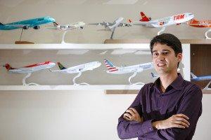 Brasília(DF), 31/07/2015 - Entrevista com Leonardo Marques, criador do Melhores Destinos. Foto: Daniel Ferreira/Metrópoles