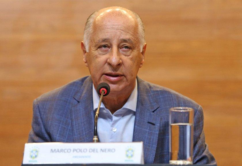 Fifa amplia suspensão do presidente da CBF por mais 45 dias
