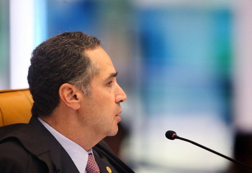 Barroso diz que havia risco de destruição de provas