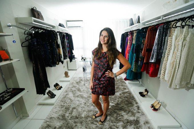 91480e443 Camila Pessoa, proprietária da lt Closet. *Daniel Ferreira/Metrópoles**