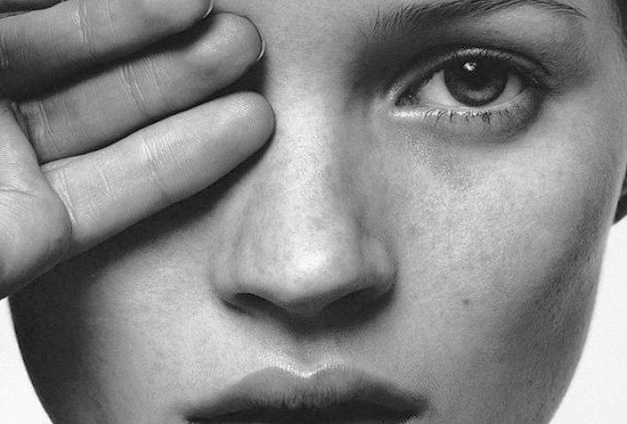 Kate Moss Agency/Reprodução