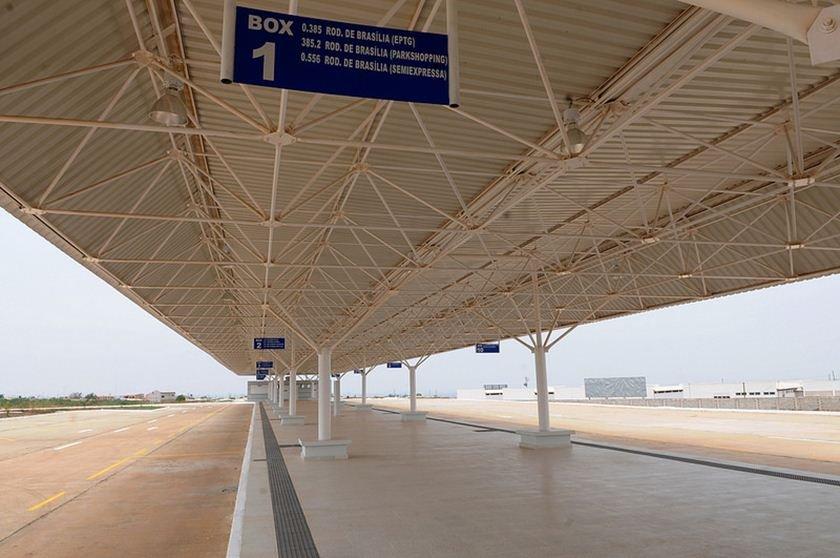 Terminal Rodoviário QNR