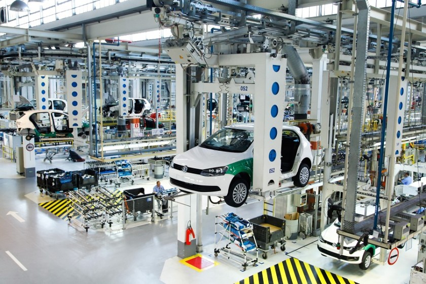 Arquivo Volkswagen do Brasil