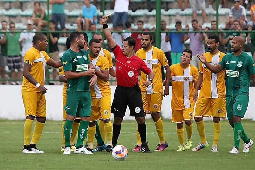 Gama 0 x 1 Brasiliense