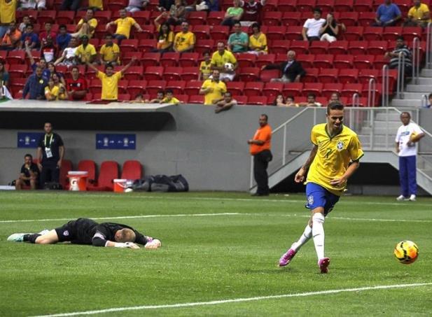 Seleção brasileira olímpica goleia os Estados Unidos em Belém 49ab799b9c700