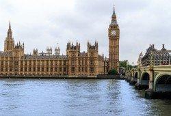 Big Ben e Parlamento britânico