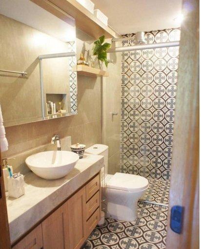 Cinco banheiros lindos que te ajudam a economizar na conta de água -> Cuba Para Banheiro Em Volta Redonda