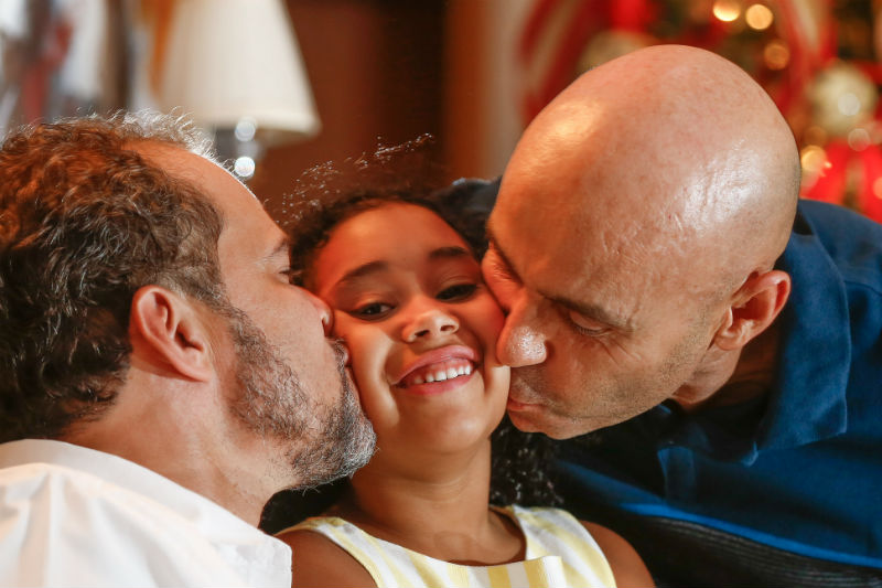 Familia homosexual en colombia