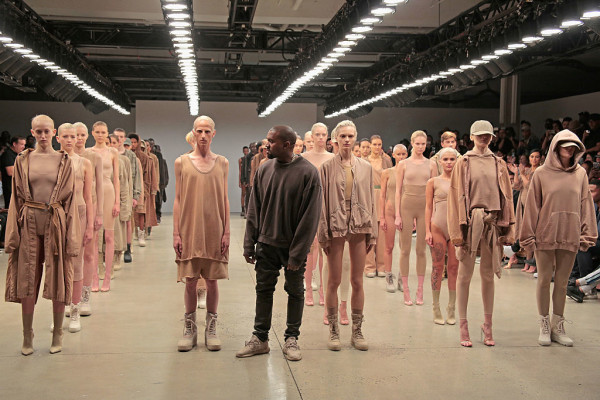 Randy Brooke/Getty Images for Kanye West Yeezy