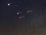Reprodução Stellarium/Observatório Nacional