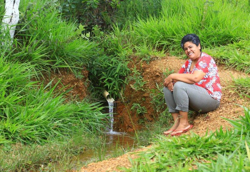 Fabuloso Moradores comandam projeto de horta comunitária e preservação de  RC94