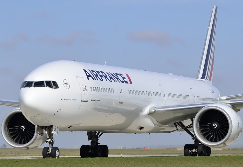 Greve da Air France cancela voos