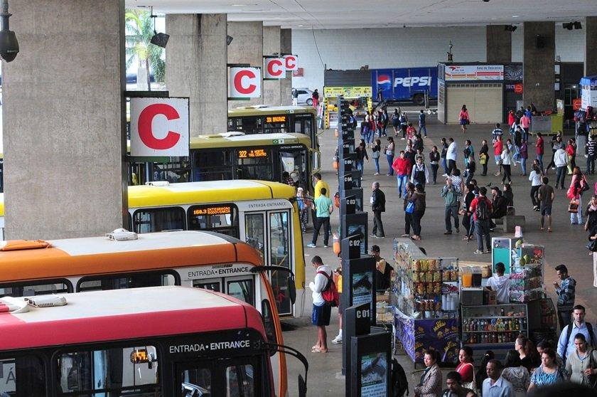 DFTrans muda boxes de 101 linhas na Rodoviária do Plano Piloto