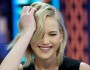 MADRID, SPAIN - NOVEMBER 26:  Jennifer Lawrence attends 'El Hormiguero' Tv show at Vertice Studio on November 26, 2015 in Madrid, Spain.  (Photo by Juan Naharro Gimenez/Getty Images)