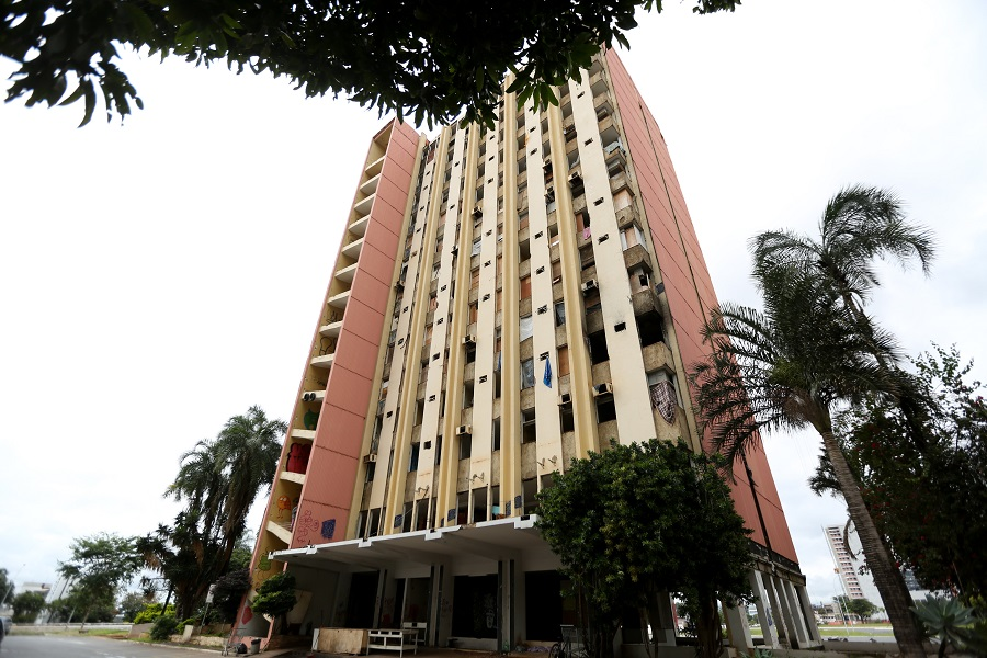 Hotel Torre Palace invadido