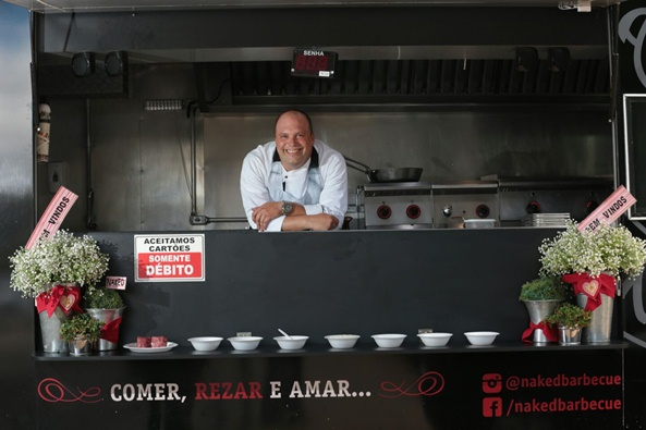 Food truck! - Picture of Naked Barbecue Food Truck, Brasilia - Tripadvisor