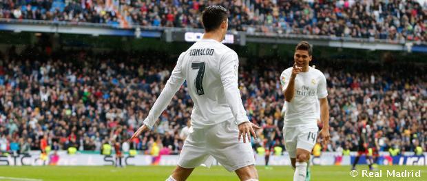Helio de la Rubia/Real Madrid/Reprodução