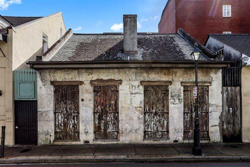 As apar ncias enganam esta casa feia por fora for Piani di casa di new orleans
