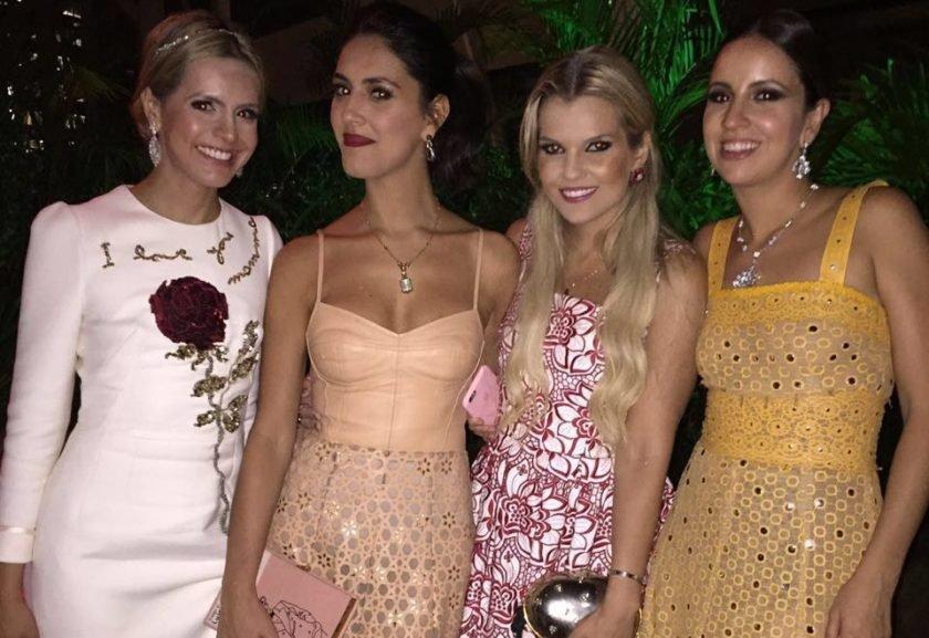 3b69d111a7d77 Brasilienses vão a São Paulo para festa realizada por Dolce   Gabbana