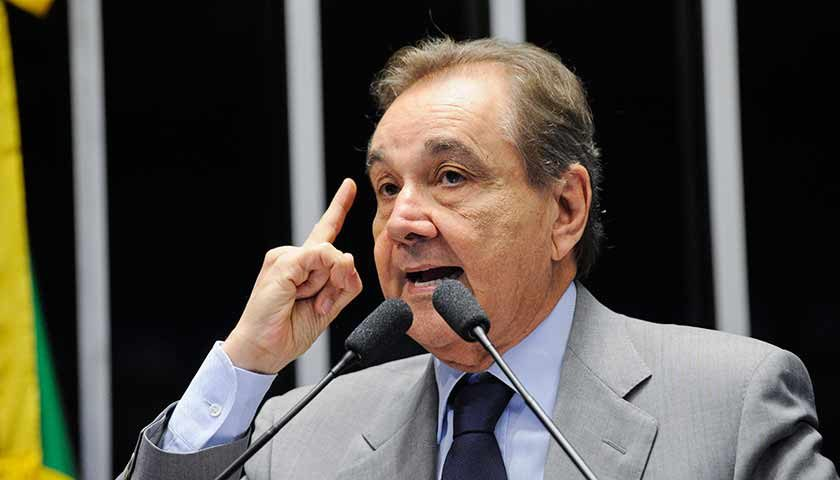 Edilson Rodrigues/ Agência Senado