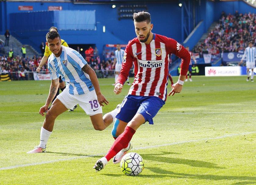 Alberto Molina/Atlético de Madrid