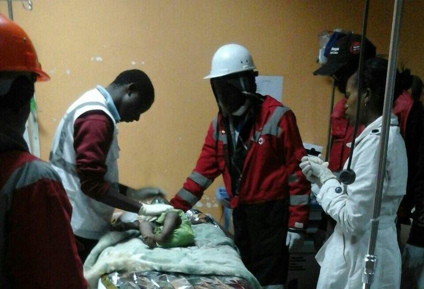 Reprodução/Cruz Vermelha do Quênia