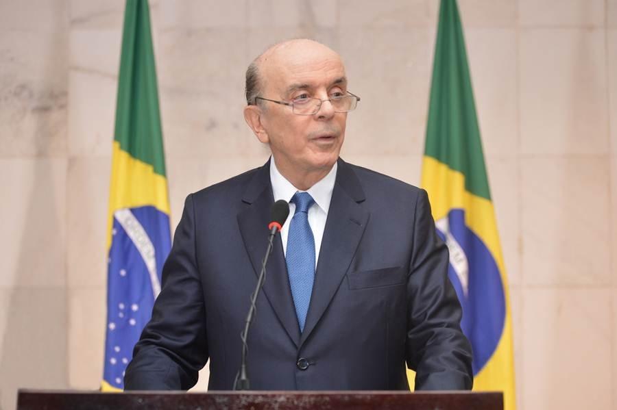 Discurso do ministro José Serra na cerimônia de transmissão do cargo de ministro de Estado das Relações Exteriores.