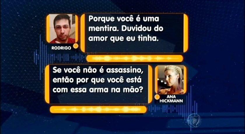 Áudio  Ana Hickmann é ameaçada por fã obsessivo 3de6f0a2a5