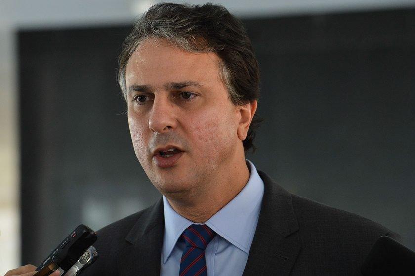 O governador do Ceará, Camilo Santana (PT-CE)