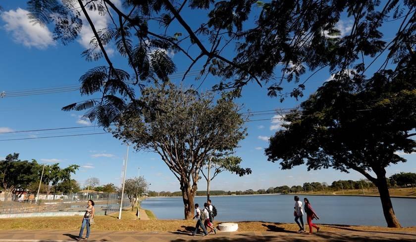 Espelho d'Água em Brazlandia