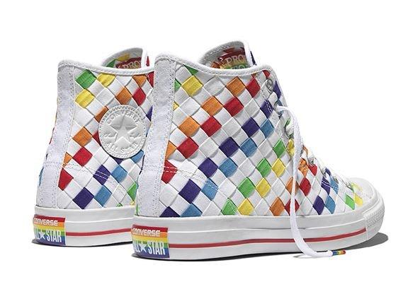 timeless design 9d241 2e499 Converse, Adidas e Nike lançam coleções em comemoração ao or