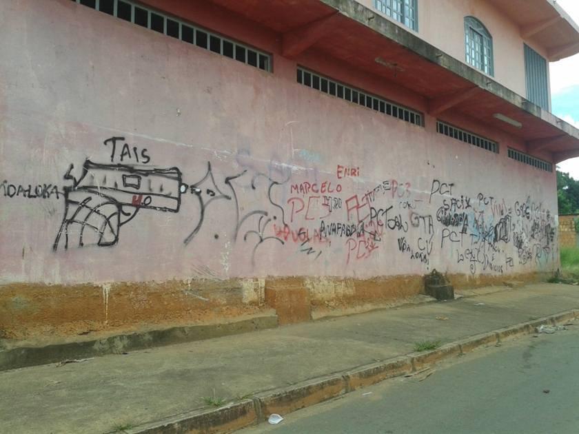 gangues de Planaltina