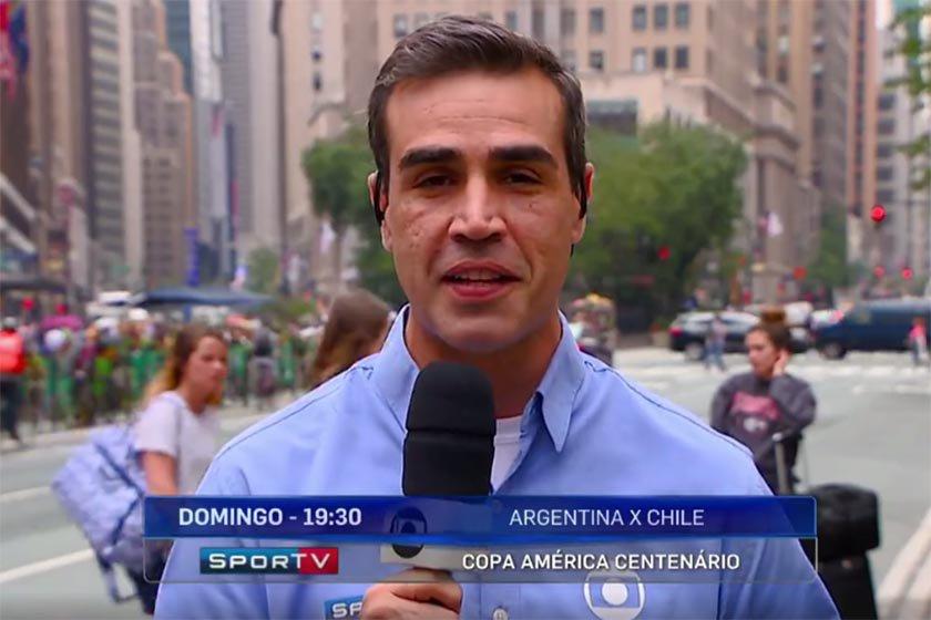 SporTV/Reprodução