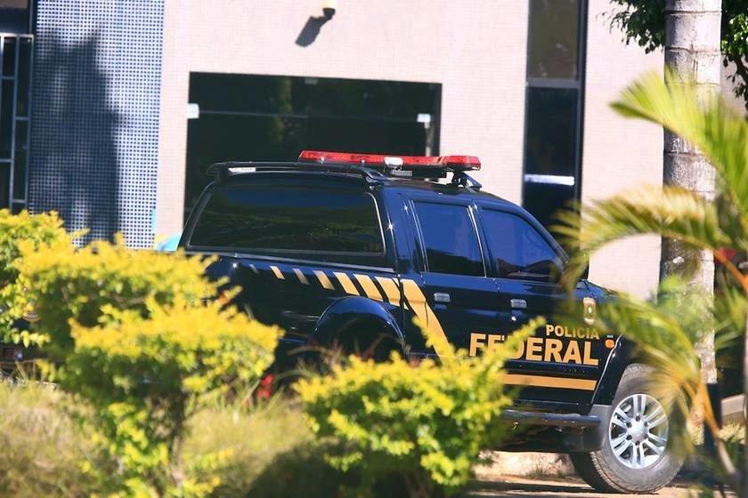 operação recebedor, polícia federal