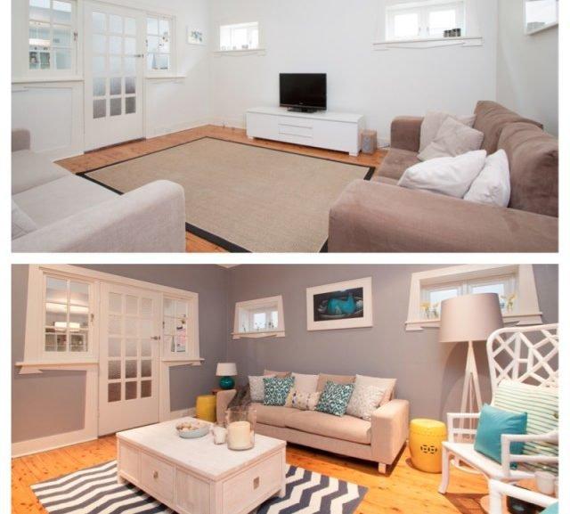 Antes E Depois 6 Dicas Simples Para Transformar A Decoração Da Casa