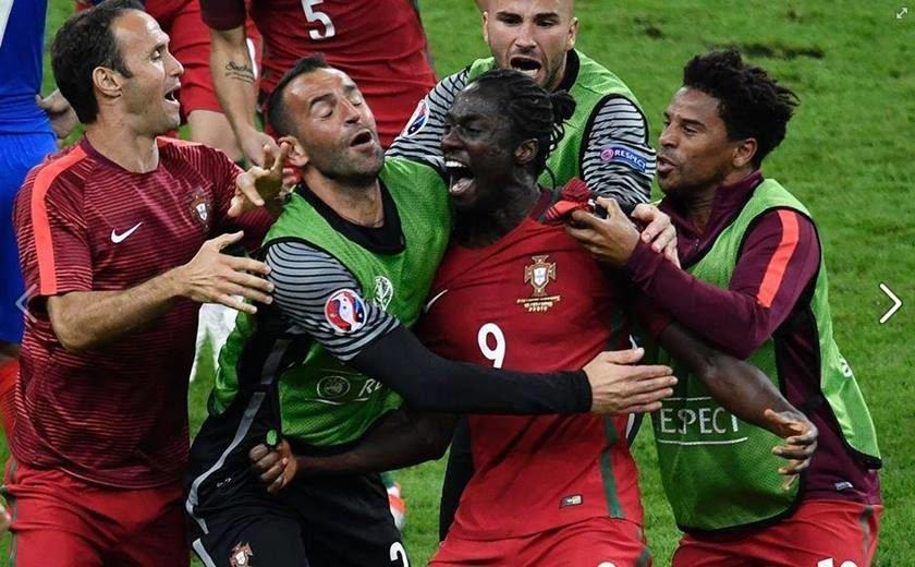 6ca6ae3ba0f51 Portugal vence a França por 1 x 0 e conquista a Eurocopa 2016