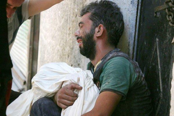 THAER MOHAMMED/AFP/Getty Images