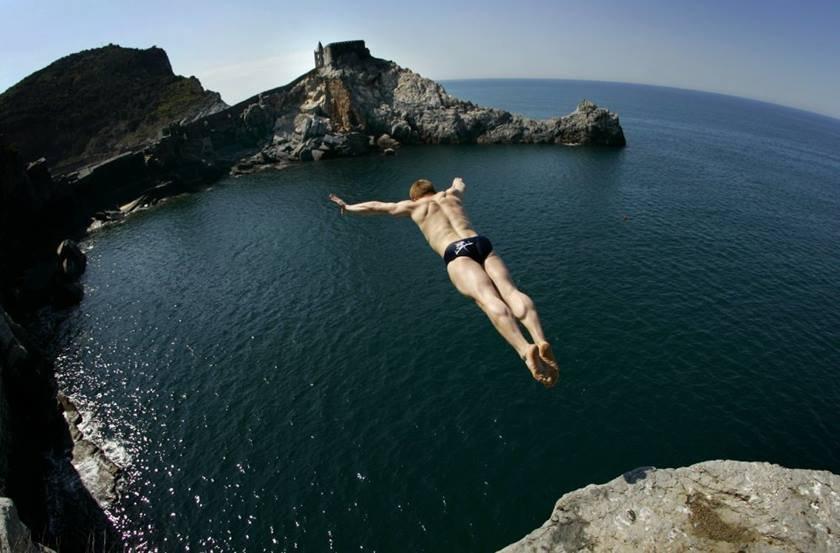 Conhe a 10 lugares paradis acos para saltos e mergulhos de penhasco - Highest cliff dive ever ...