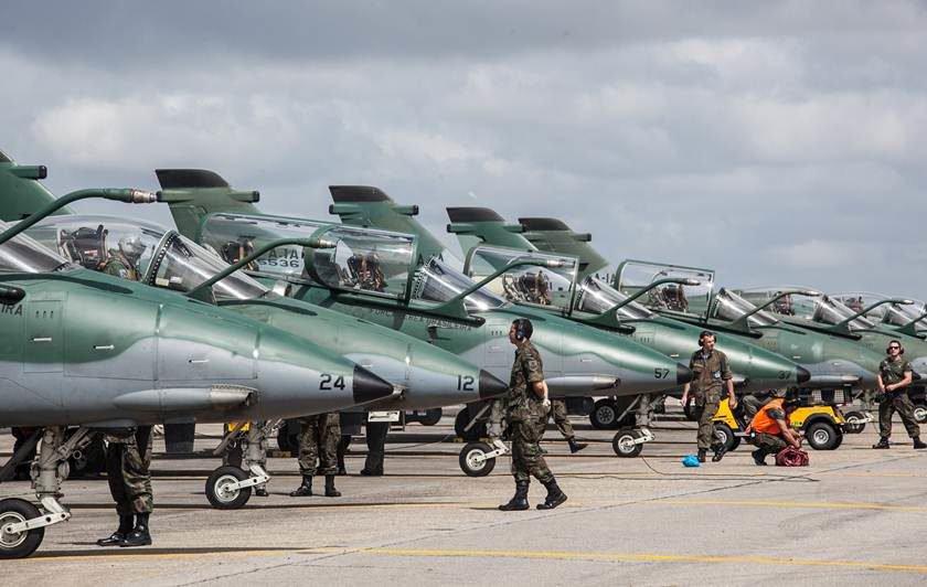 Resultado de imagem para Força Aérea Brasileira emprego