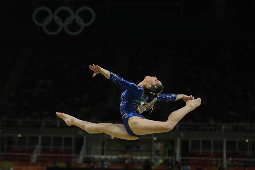 8a4c511c6 Atletas contam segredos surreais sobre a ginástica artística