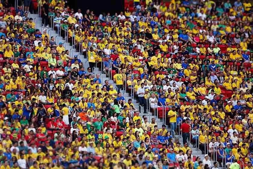 Copa da Rússia  42% dos brasileiros não estão interessados no Mundial e27f0003efa4a