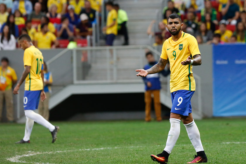 Brasil x Iraque - Brasília - DF 07/08/2016