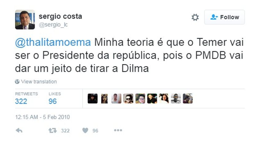 Sergio Costa tweet 02