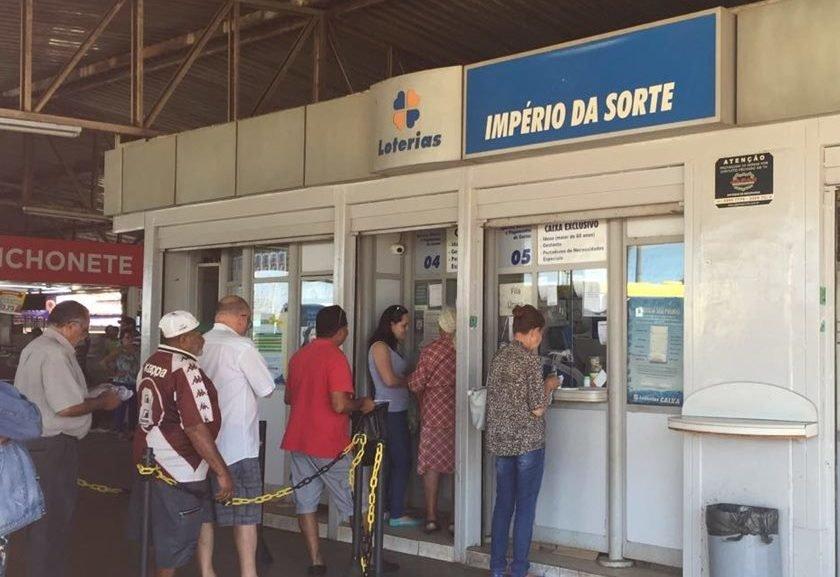 Mega-Sena pode pagar até R$ 3 milhões nesta quarta-feira