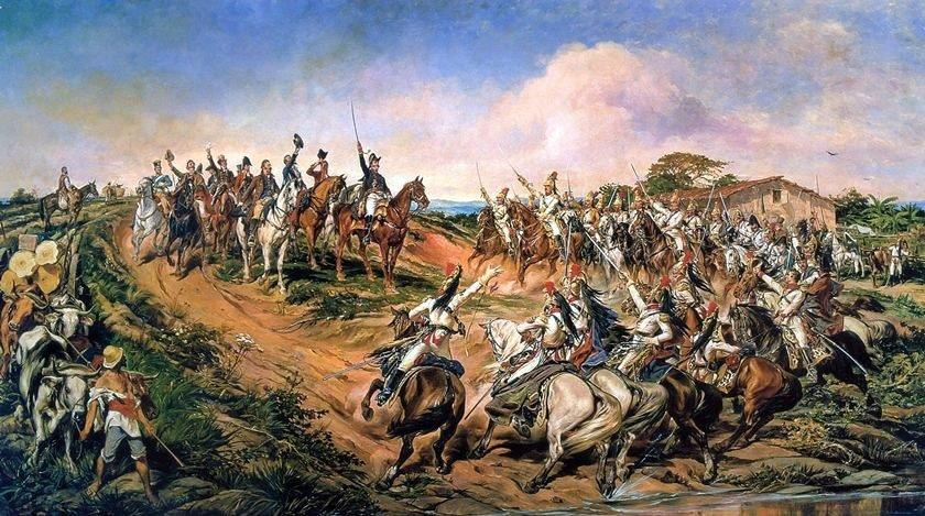 Independência ou Morte/ Pedro Américo