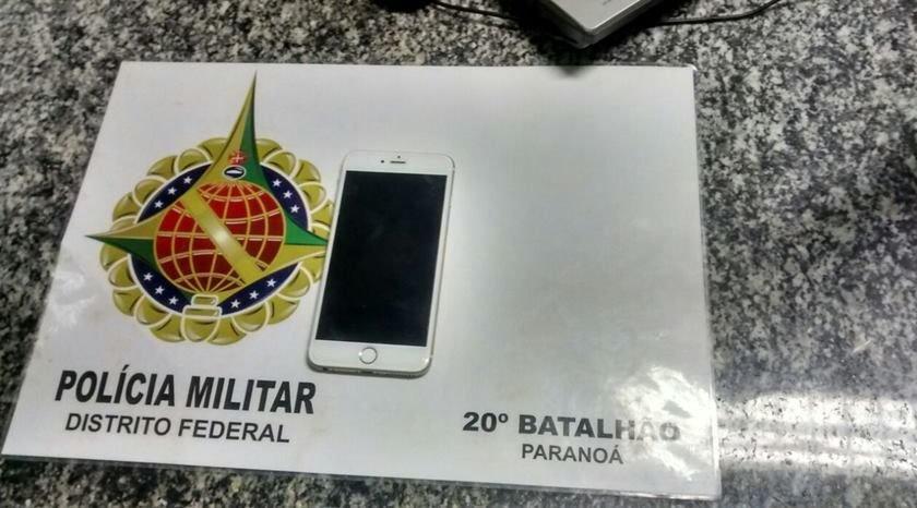 Polícia Militar do DF/Divulgação