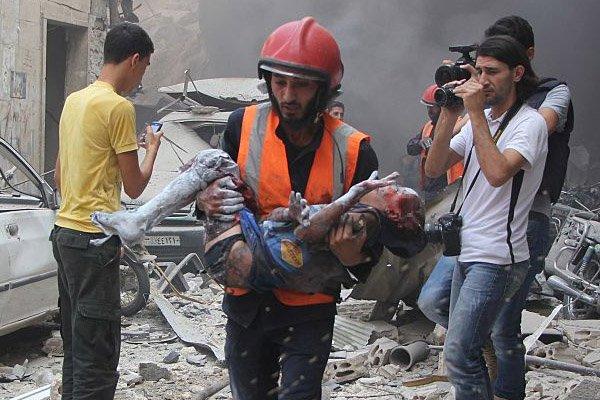 Omar Haj Kadour/Anadolu Agency/Getty Images