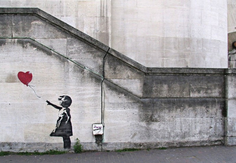 Banksy/Reprodução