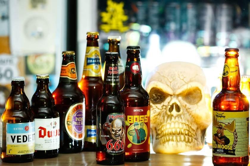 Locais pouco conhecidos que vendem cerveja artesanal - Brasília(DF), 29/07/2015