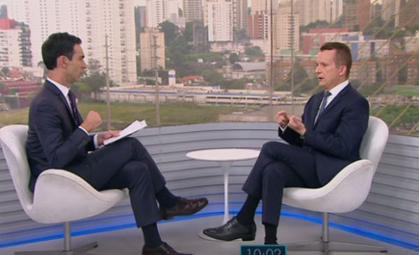 Reprodução/SPTV Globo
